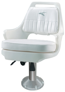 PILOT CHAIR PACKAGE WITH CUSHIONS (#144-8WD015710) - Click Here to See Product Details