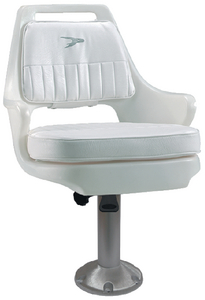 PILOT CHAIR PACKAGE WITH CUSHIONS (#144-8WD0158710) - Click Here to See Product Details