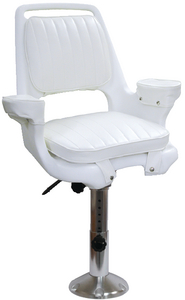 PILOT CHAIR PACKAGE WITH CUSHIONS (#144-8WD10076710) - Click Here to See Product Details