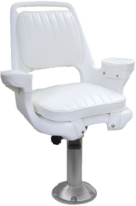 PILOT CHAIR PACKAGE WITH CUSHIONS (#144-8WD10078710) - Click Here to See Product Details