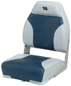 HIGH BACK BOAT SEAT (#144-8WD588PLS660) - Click Here to See Product Details