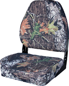 CAMOUFLAGE HIGH-BACK FOLD-DOWN SEAT (#144-8WD617PLS763) - Click Here to See Product Details
