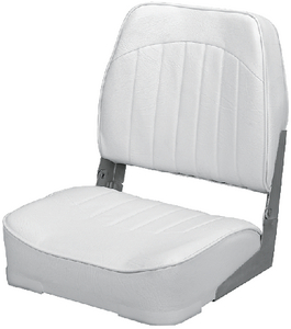 ECONOMY FOLD DOWN FISHING SEAT (#144-8WD734PLS664) - Click Here to See Product Details