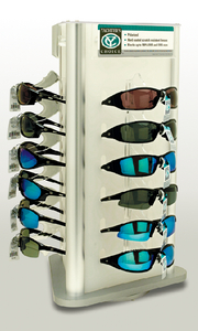SUNGLASS STARTER DISPLAY KIT (#505-40249) - Click Here to See Product Details