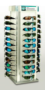 SUNGLASS STARTER DISPLAY KIT (#505-40483) - Click Here to See Product Details