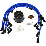 Delco EST V8 Big Block Tri-Pak Tune Up Kit (UNITED IGNITION WIRE CORP P/N 1-126) (#UIW1126) - Click Here to See Product Details
