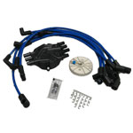 Delco HVS V6 Tri-Pak Tune Up Kit (UNITED IGNITION WIRE CORP P/N 1-204) (#UIW1204) - Click Here to See Product Details