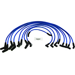 Ford Electronic Ignition Spark Plug Wire Set (UNITED IGNITION WIRE CORP P/N 210) (#UIW210) - Click Here to See Product Details