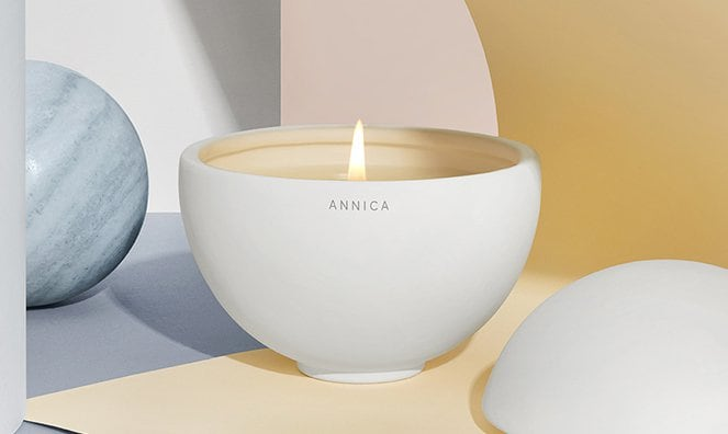 phlur candle annica minimalist chic