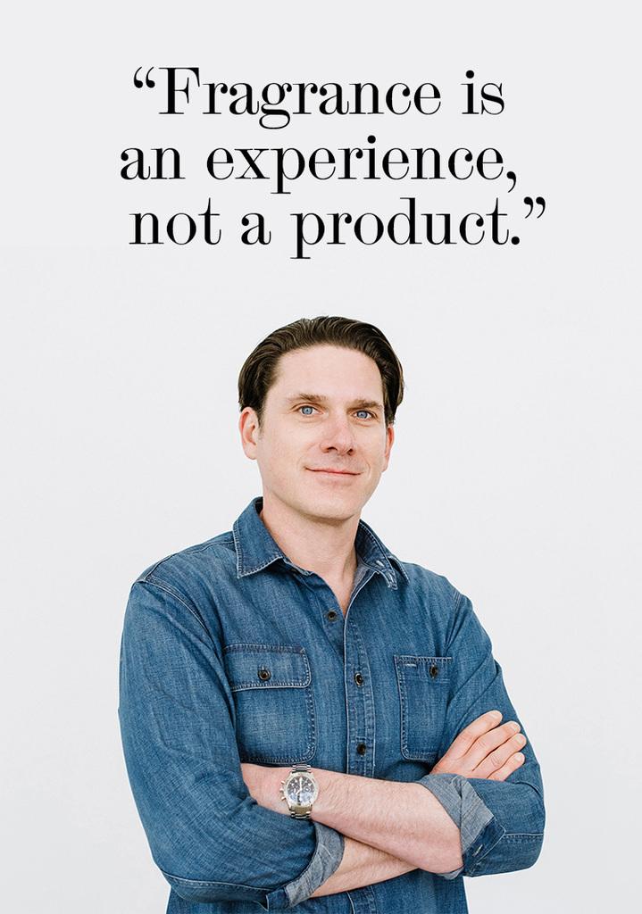 Eric Korman, PHLUR founder #PHLUR