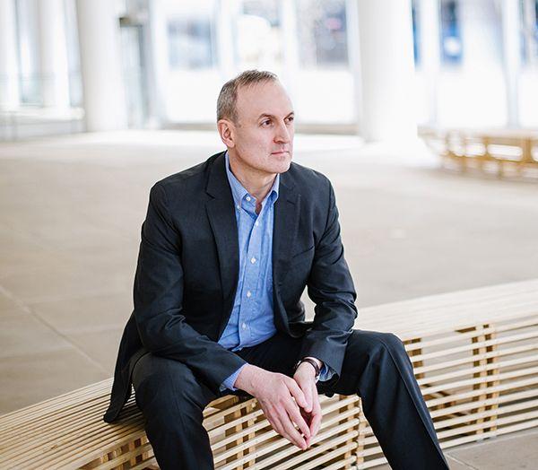 Chandler Burr, PHLUR advisor and fragrance critic #PHLUR