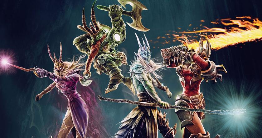 Games Like Overlord: Fellowship of Evil