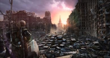Games Like Metro: Last Light