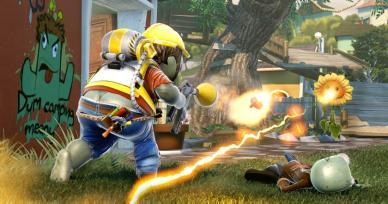 Games Like Plants vs Zombies Garden Warfare