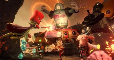 Games Like Plants vs Zombies Garden Warfare 2