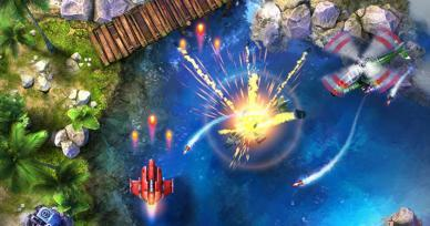 Games Like Sky Force 2014