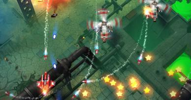 Games Like Sky Force Reloaded
