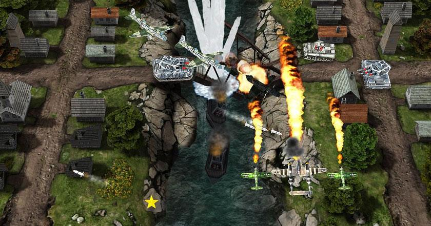 Games Like AirAttack HD