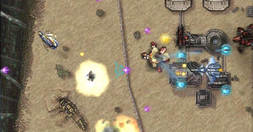 Games Like Super Laser: The Alien Fighter