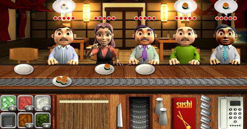 Games Like Youda Sushi Chef