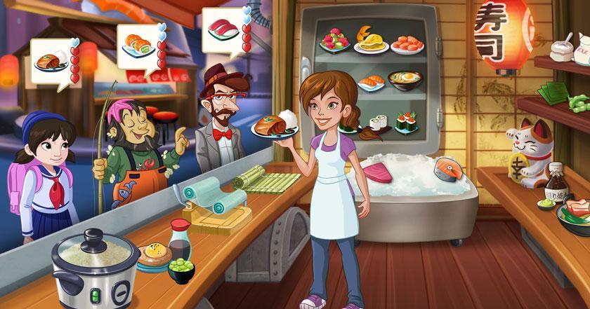 Games Like Kitchen Scramble
