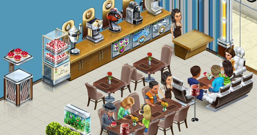 Games Like My Cafe: Recipes and Stories