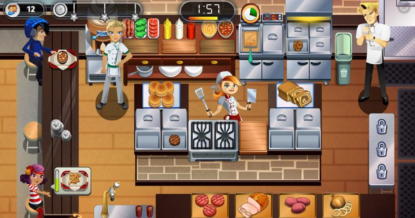 Games Like Restaurant Dash: Gordon Ramsay