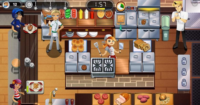 Games Like Restaurant Dash: Gordon Ramsay