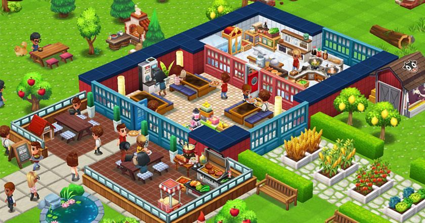 Games Like Food Street