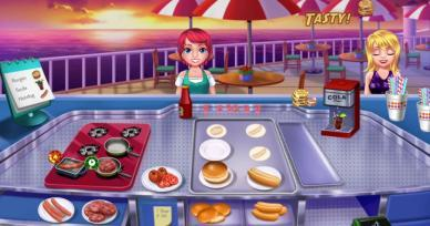 Games Like Kitchen Craze