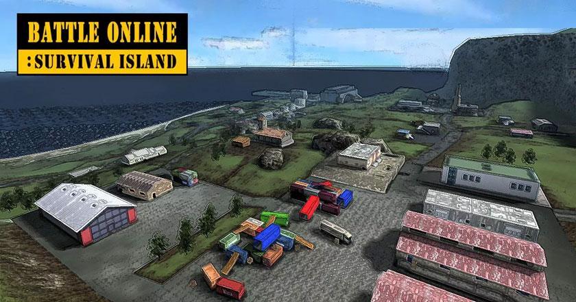 Juegos Como Battle Online: Survival Island