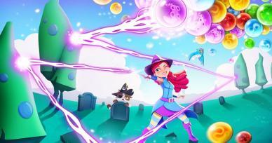 Juegos Como Bubble Witch 3 Saga