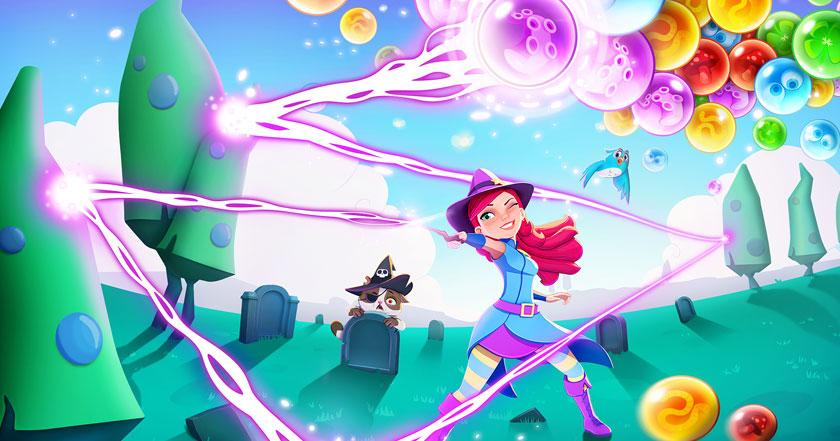 Games Like Bubble Witch 3 Saga
