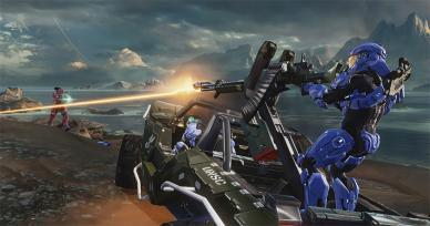 Games Like Halo 3