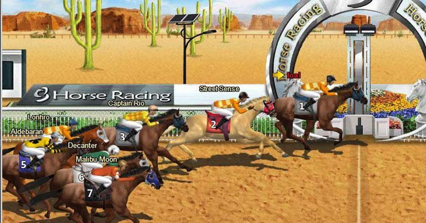 Games Like Stallion Race