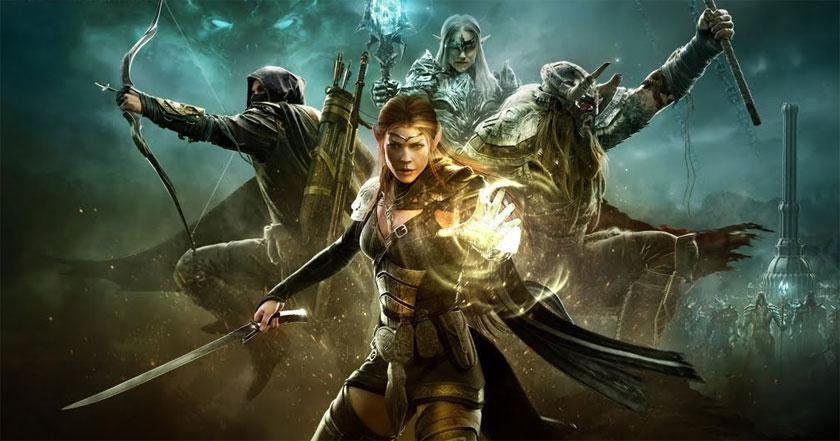 Games Like The Elder Scrolls Online: Tamriel Unlimited
