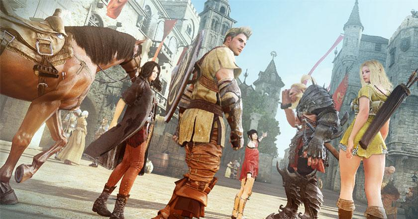 Games Like Black Desert Online