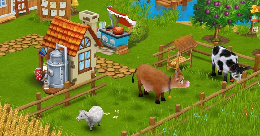 Games Like Farm Days