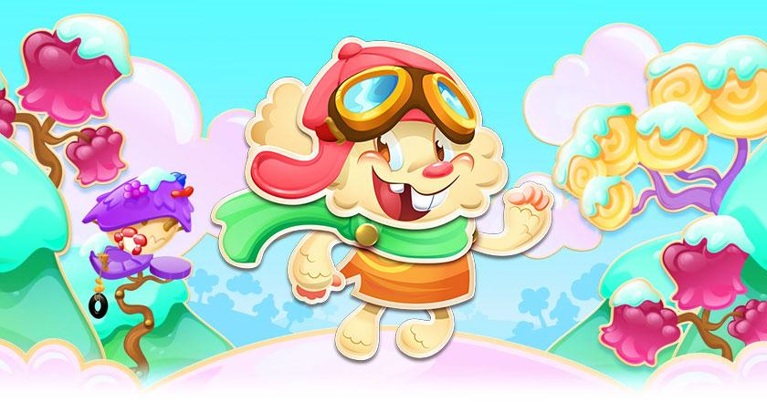 Games Like Candy Crush Jelly Saga