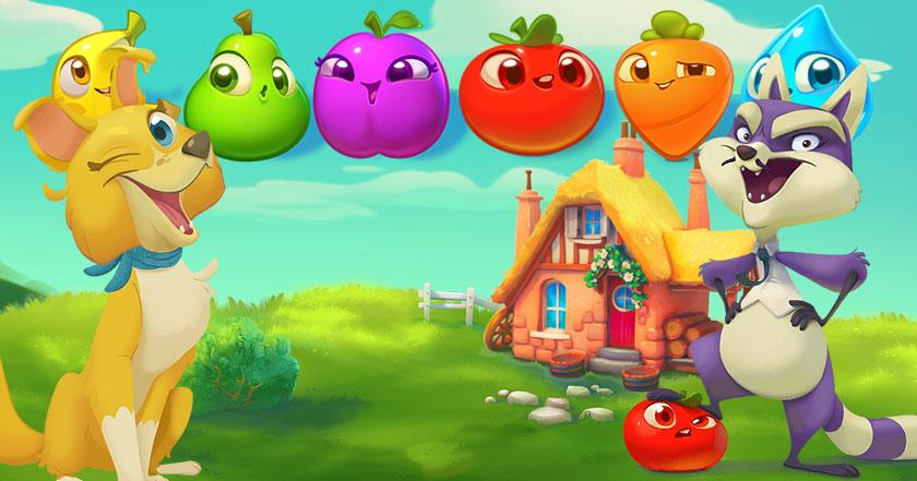 Games Like Farm Heroes Super Saga