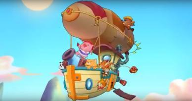 Juegos Como King Boom - Pirate Island Adventure