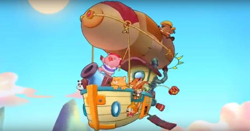 Games Like King Boom - Pirate Island Adventure