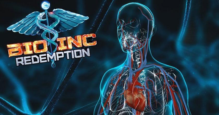 Games Like Bio Inc. Redemption