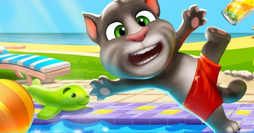 Games Like My Talking Tom
