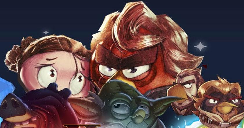 Games Like Angry Birds Star Wars 2