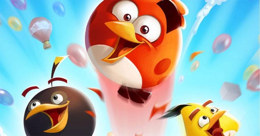 Games Like Angry Birds Blast