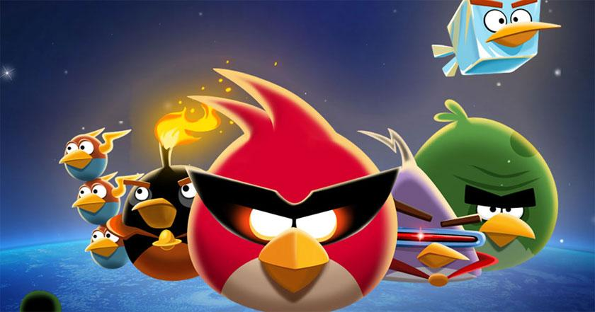 Games Like Angry Birds Space