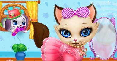 Games Like Kitty Love - My Fluffy Pet