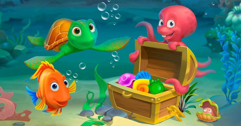 Games Like Fishdom