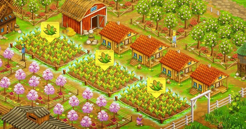 Juegos Como Big Farm: Mobile Harvest